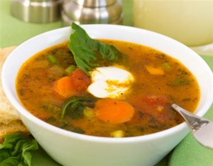 Суп доброй женщины