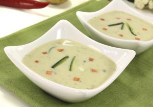 Суп-пюре из сельдерея