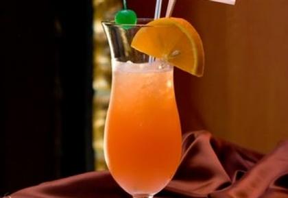 Коктейль «Оранжевое наслаждение»