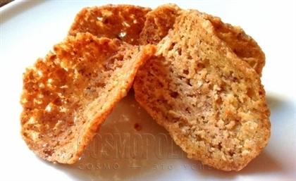 Ореховые чипсы