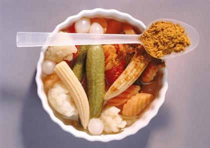 Овощной диетический суп с брокколи