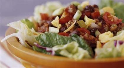 Мексиканский салат Тако