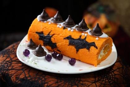 Рецепт на Хэллоуин: Рулет Летучая мышь