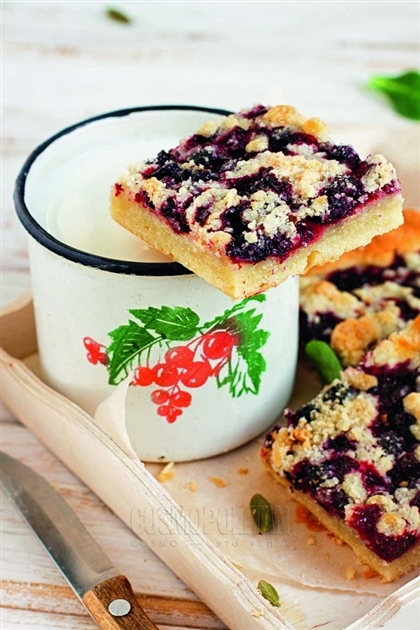 Десерт для пикника