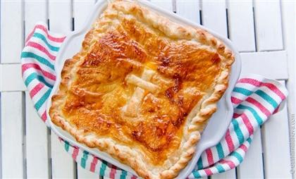Пасхальные рецепты: Торта Паскуалина