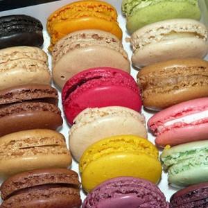 Французское печенье макарон