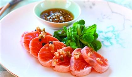 Татаки из норвежской семги: лучший рецепт
