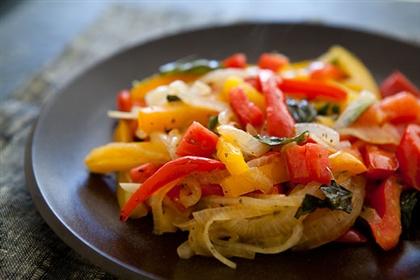 Пепероната — болгарский перец по-итальянски