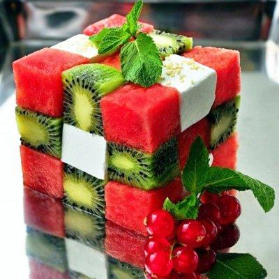 Фруктовый Кубик Рубика
