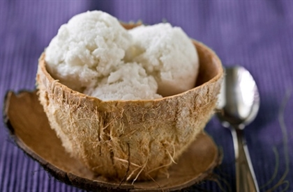 Мороженое «Кокосовая пальма»