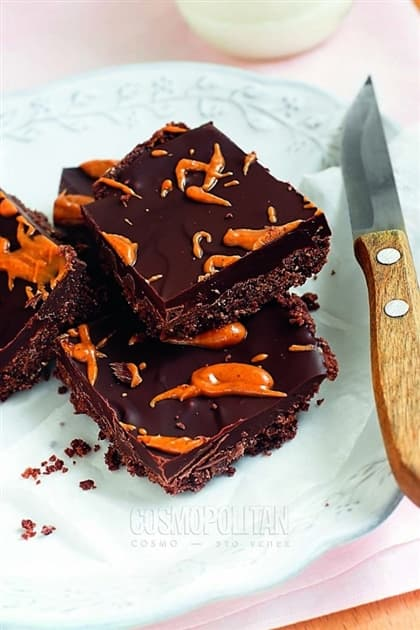Шоколадные квадратики