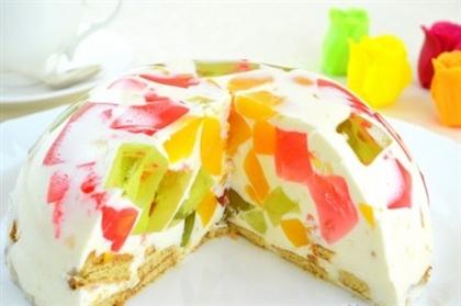Быстрый торт «Битое стекло»