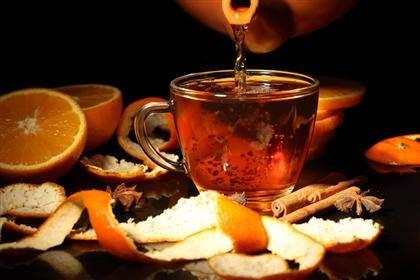 Рецепт чая с мандарином