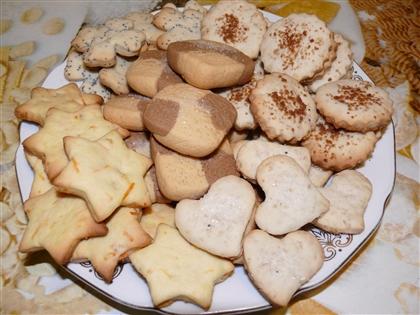 Печенье «Мамино» (постное)