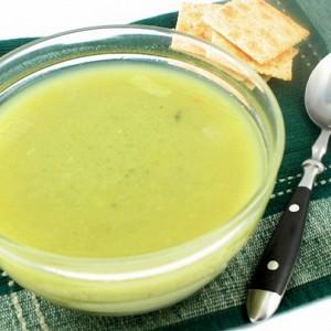 Суп?крем из щавеля