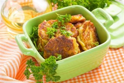Картофельные зразы с белыми грибами