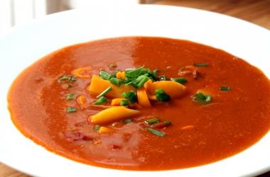 Суп голландский томатный