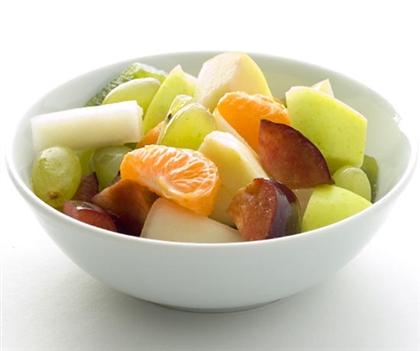 Легкий фруктово-овощной салат
