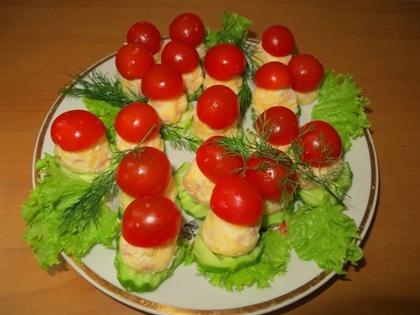 Закуска Грибочки